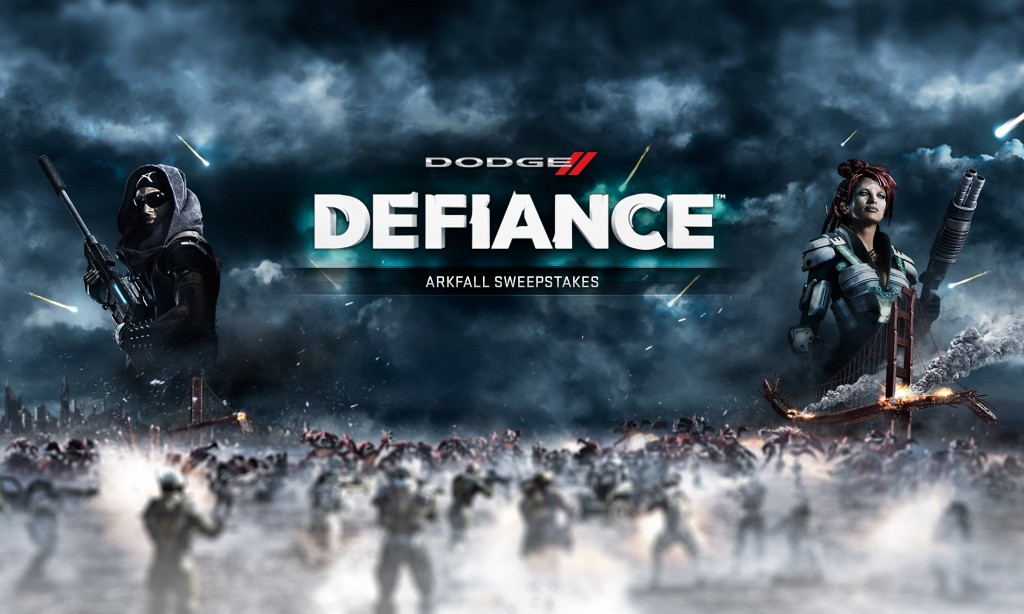 The Dodge brand extended its partnership with Syfy and Trion Wor