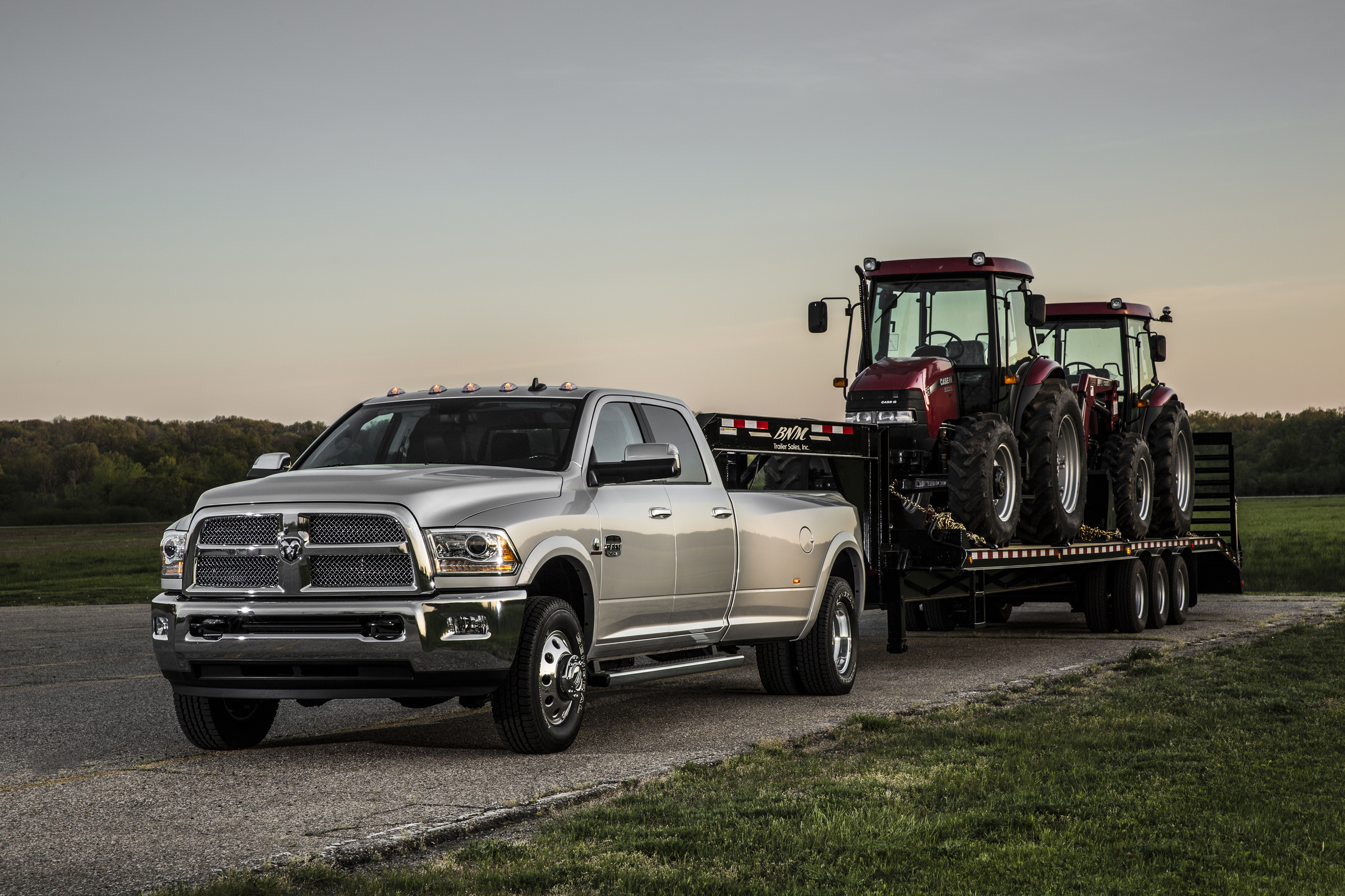 2014 Ram Heavy Duty — The King of Capability Offers Exclusive Air