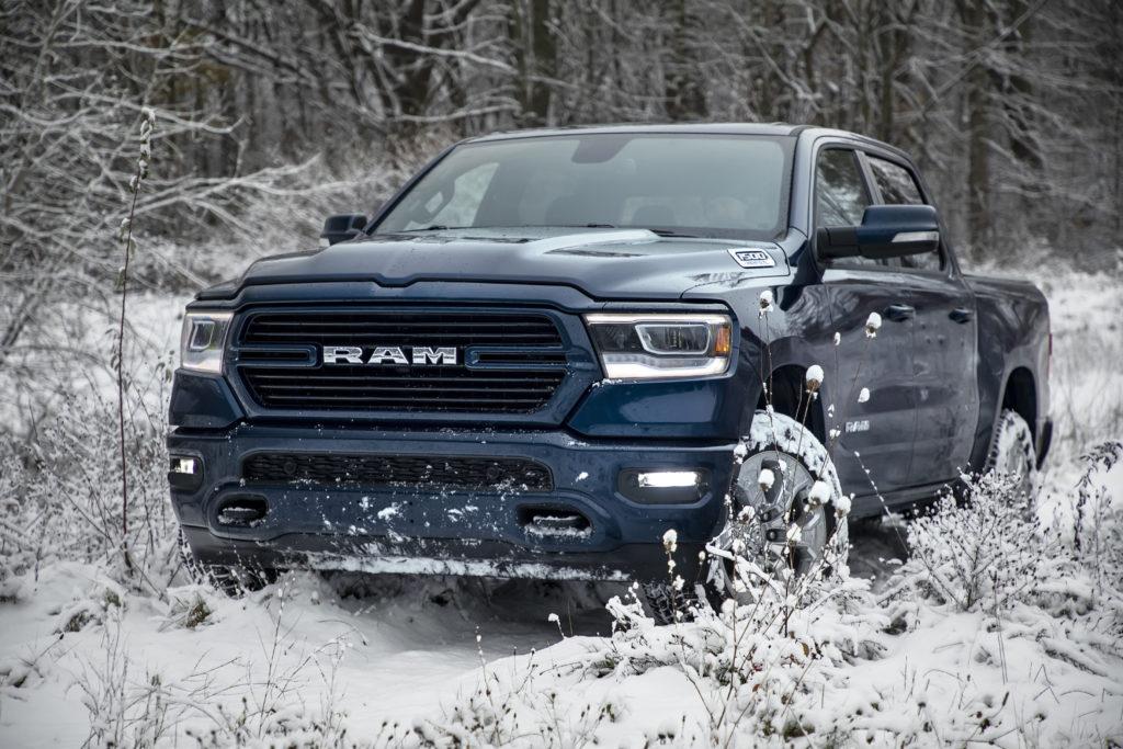 2019 Ram 1500 North Edition